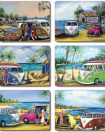 Kombi Placemats and Coasters