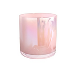 Large Vogue – Pearl Pink Candle
