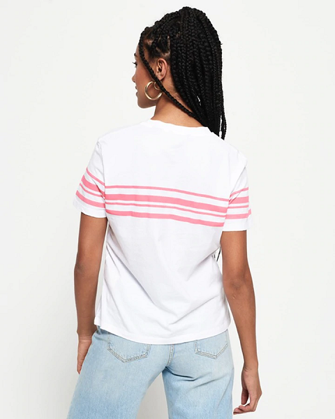 Leona Graphic Tee Superdry
