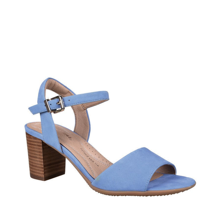 Womens Sandal Chambray Hush Puppies