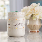 Live, Love, Laugh Illumination Warmer