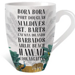 BORA BORA Coffee Mug Kelly Lane
