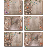 Pathways of Life Placemats and Coasters