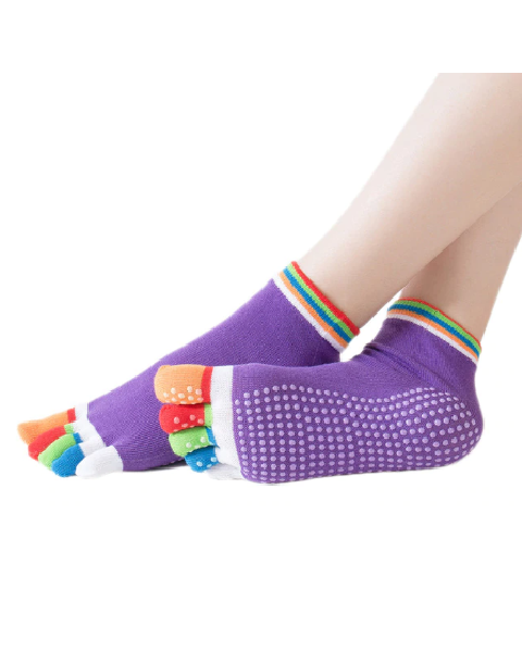 Yoga Socks Non Slip Pilates Barre