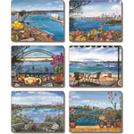 Sydney Balconies Placemats and Coasters