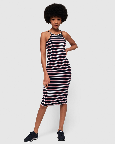 Tiana Midi Dress Superdry