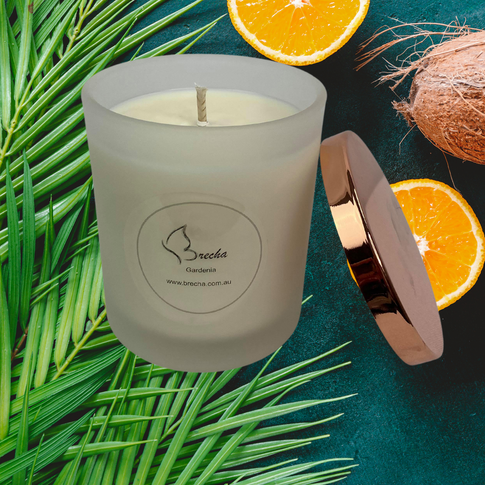 Tropical Coconut Candle