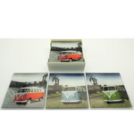 Combi Coasters Glass 4 Pack