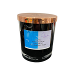 Black Raspberry & Vanilla 25 Hr Small Soy Candle