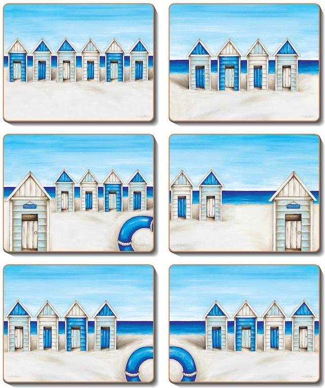 Seaside Placemats and Coasters