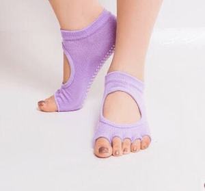 Anti-slip Detox Massage Yoga Sport Sock - Socks - Brecha Australia