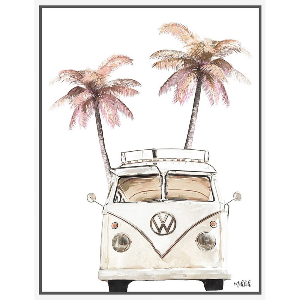 The Artist Lab - Inkheart - Kombi - 70x90