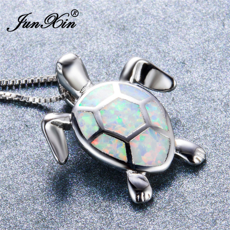 Turtle Pendants Gifts For Lover