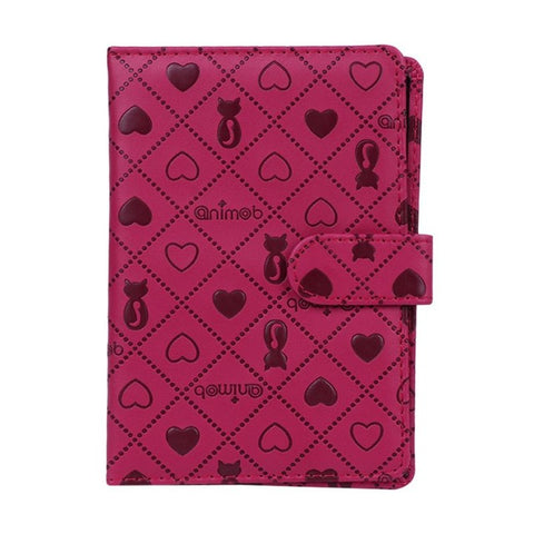 Image of Cat  Passport Holder Case