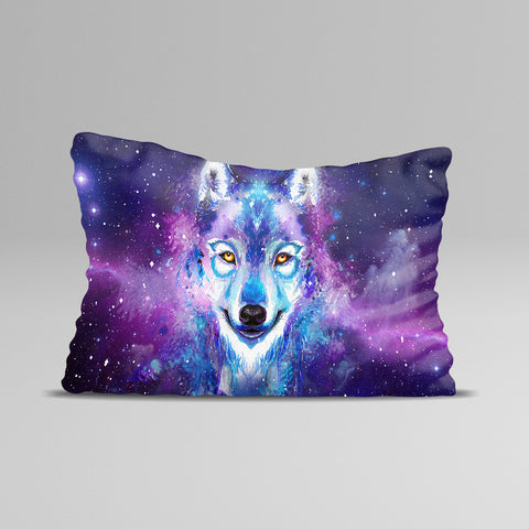 Image of Wolf Bedding Set 3pcs/4pcs