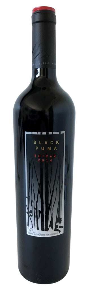 BLACK PUMA AVOCA SHIRAZ - Warrenmang 2014