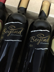 BEYOND Warrenmang - 2010  The last one-off Signature Wine by Luigi Bazzani