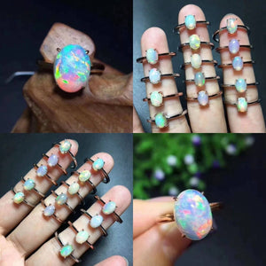 Opal Ring - Resizable