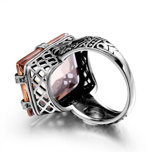 Essential Amber Ring