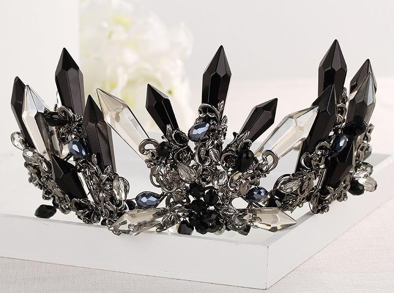 Crystal Witch Tiara