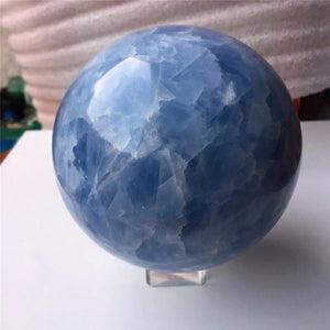 1000g Blue Celstite Sphere