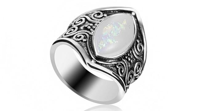 Opal Rings (4 Colors)