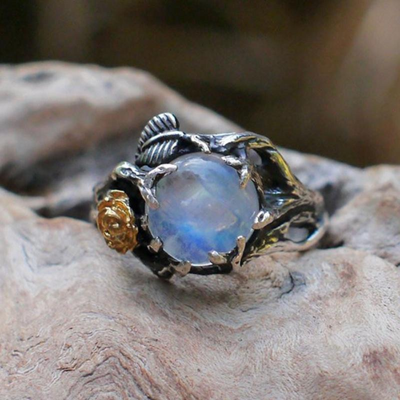 Essential Moonstone Ring