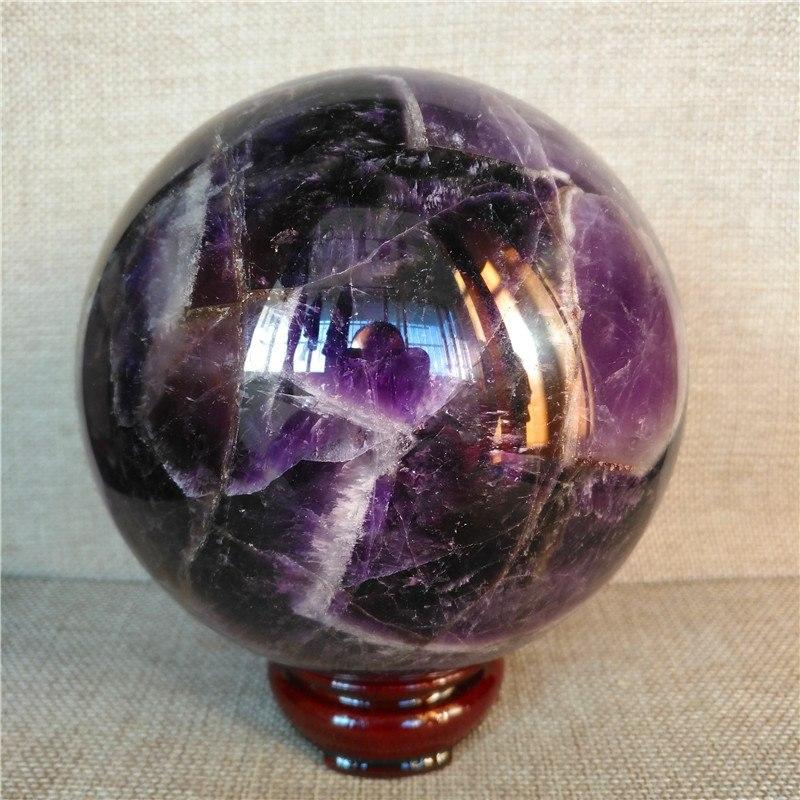 2120g Dream Amethyst Sphere