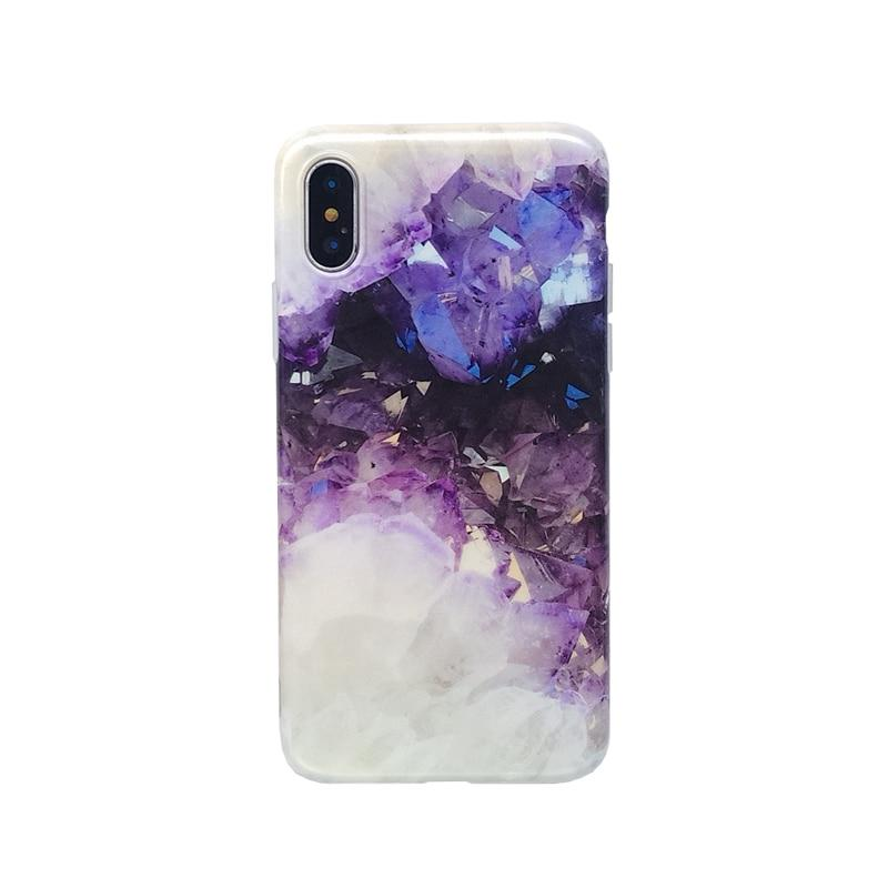 Amethyst iPhone Case