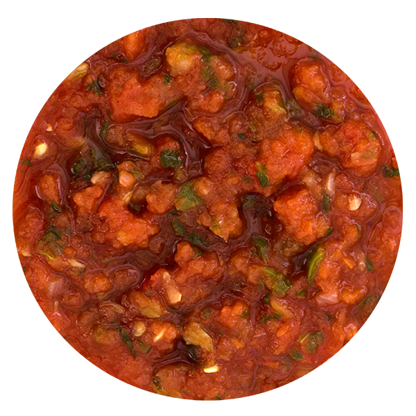 Hot Salsa Roja
