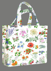 Hedgerow PVC Mini Gusset Bag