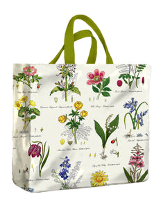 Botanic Garden Medium Gusset Bag
