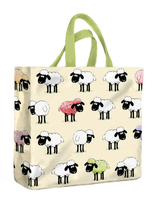 Sheepish Mini Gusset Bag