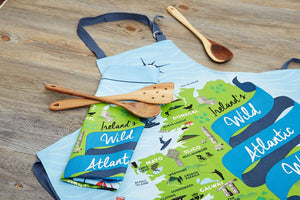 Wild Atlantic Way Cotton Apron