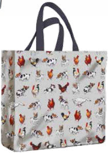 Farmyard Frolics Medium Gusset Bag