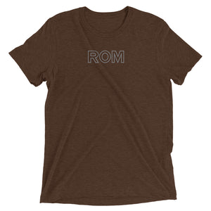 ROM Short sleeve t-shirt