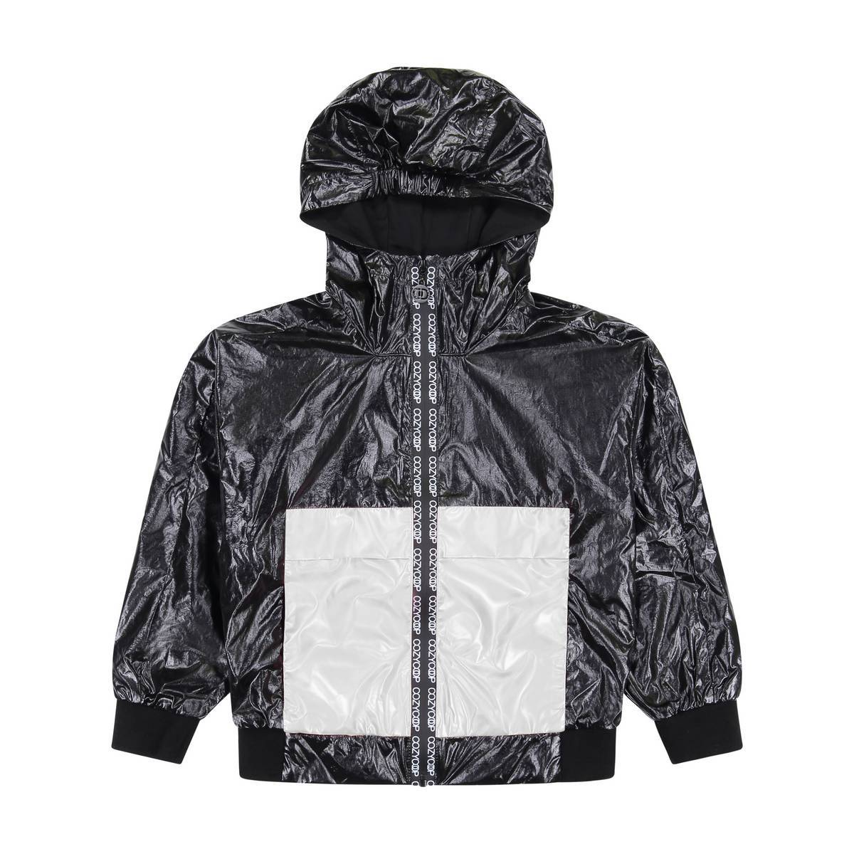 Black/White Spring Jacket