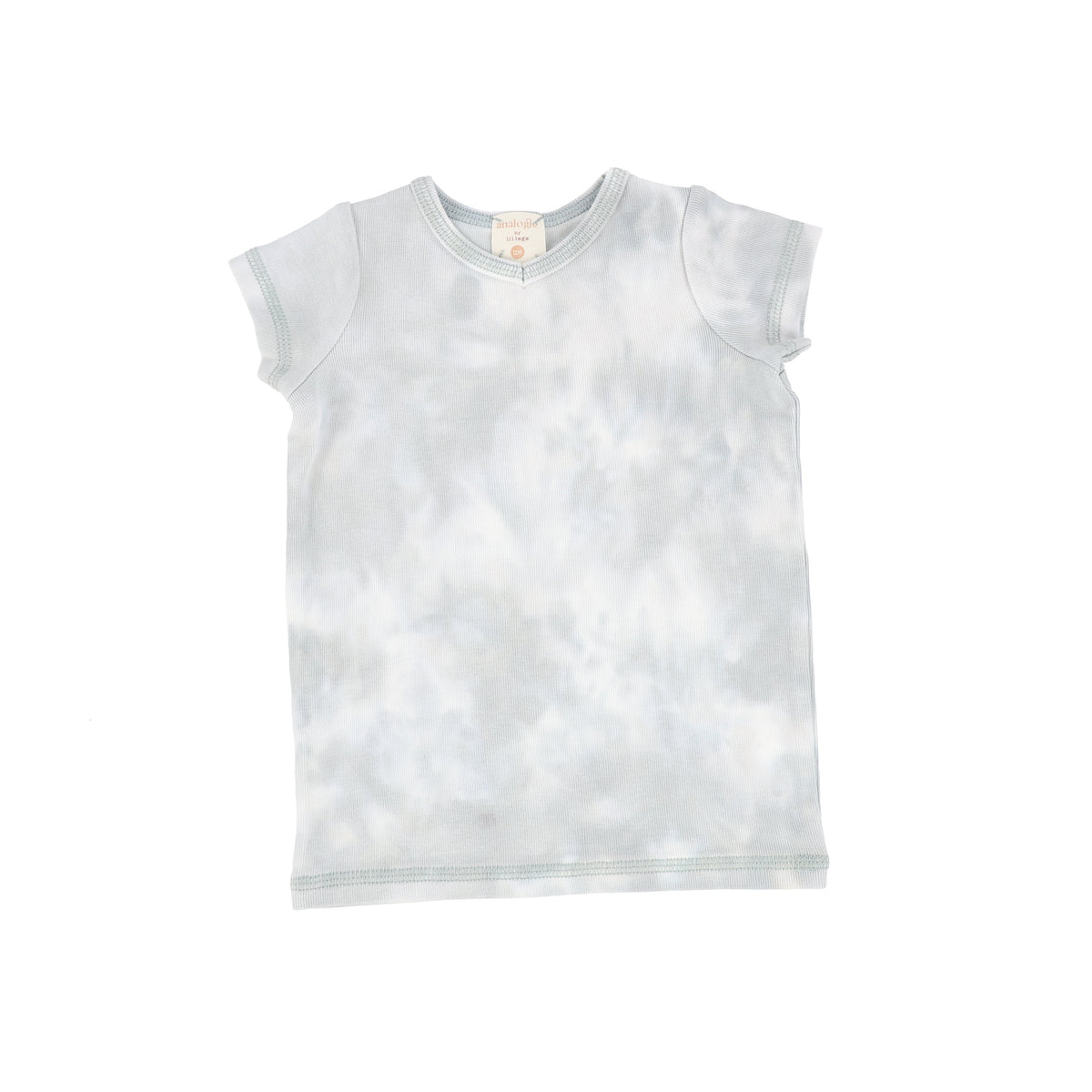Seafoam Watercolor Boys V-Tee