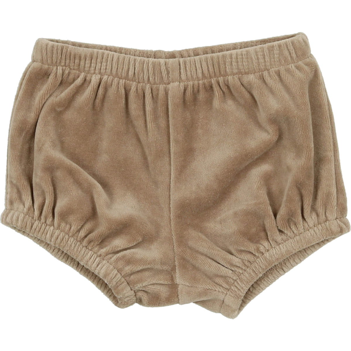 Taupe Velour Bloomers