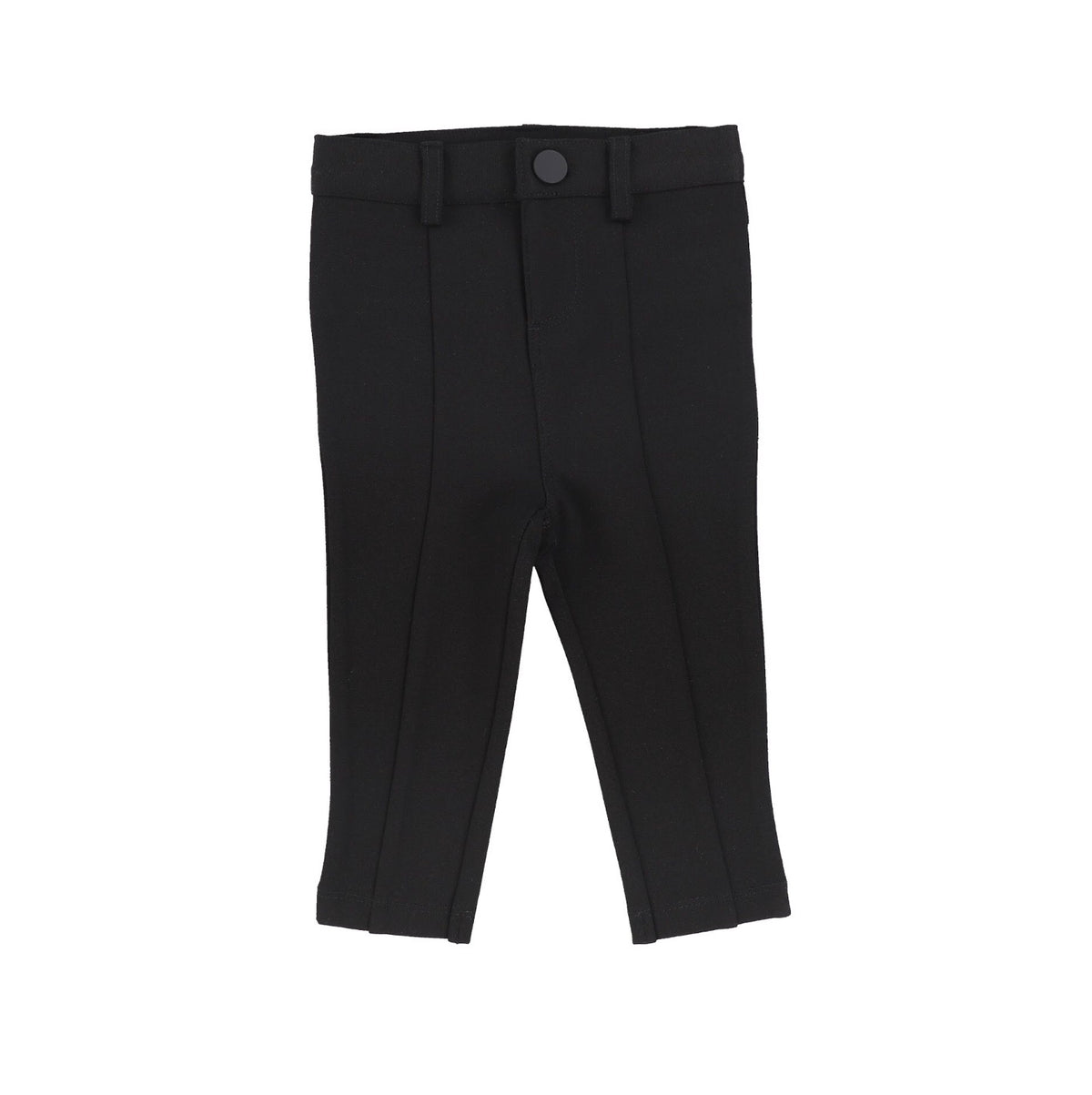Black Knit Pants