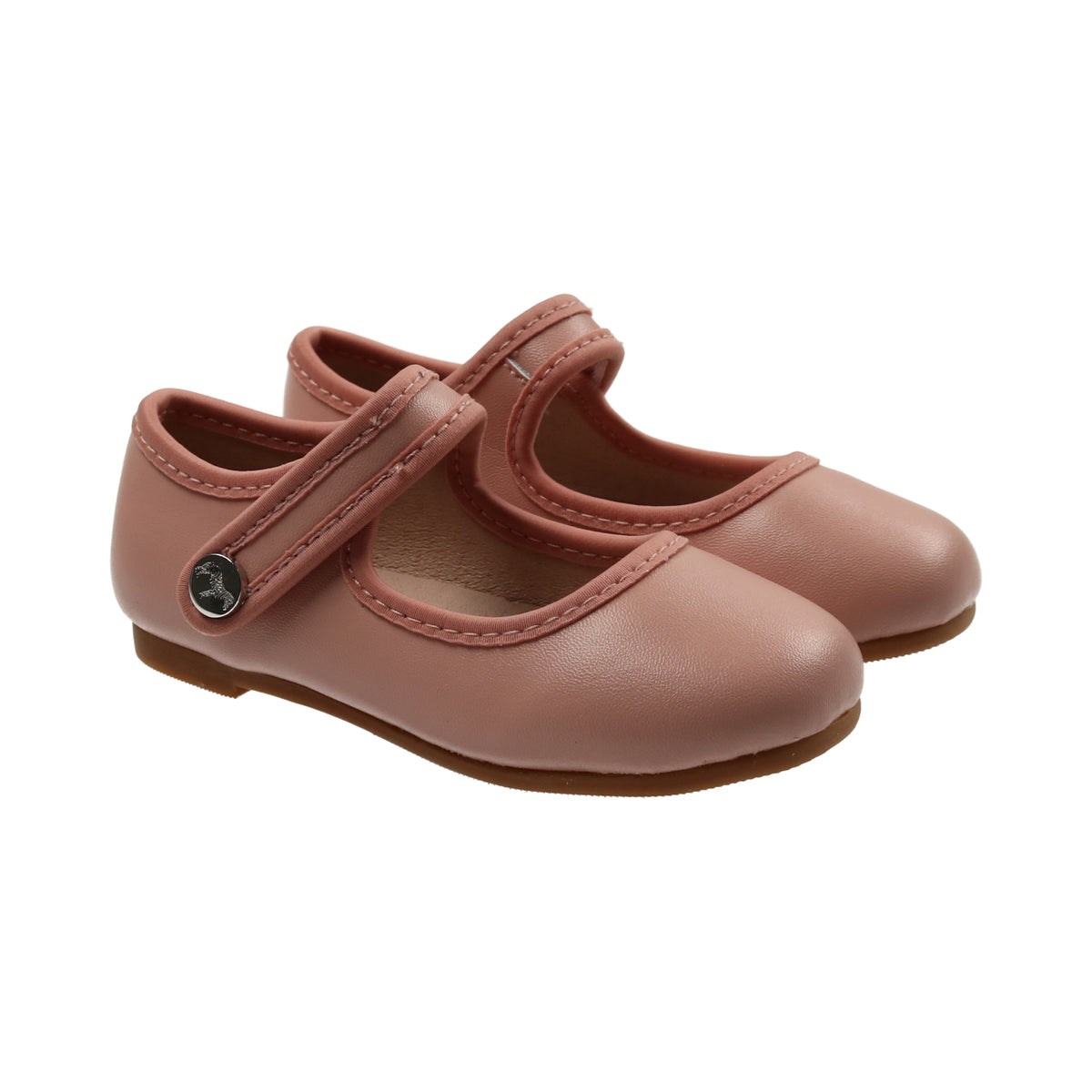 Peony Classic Mary Jane Hard Sole