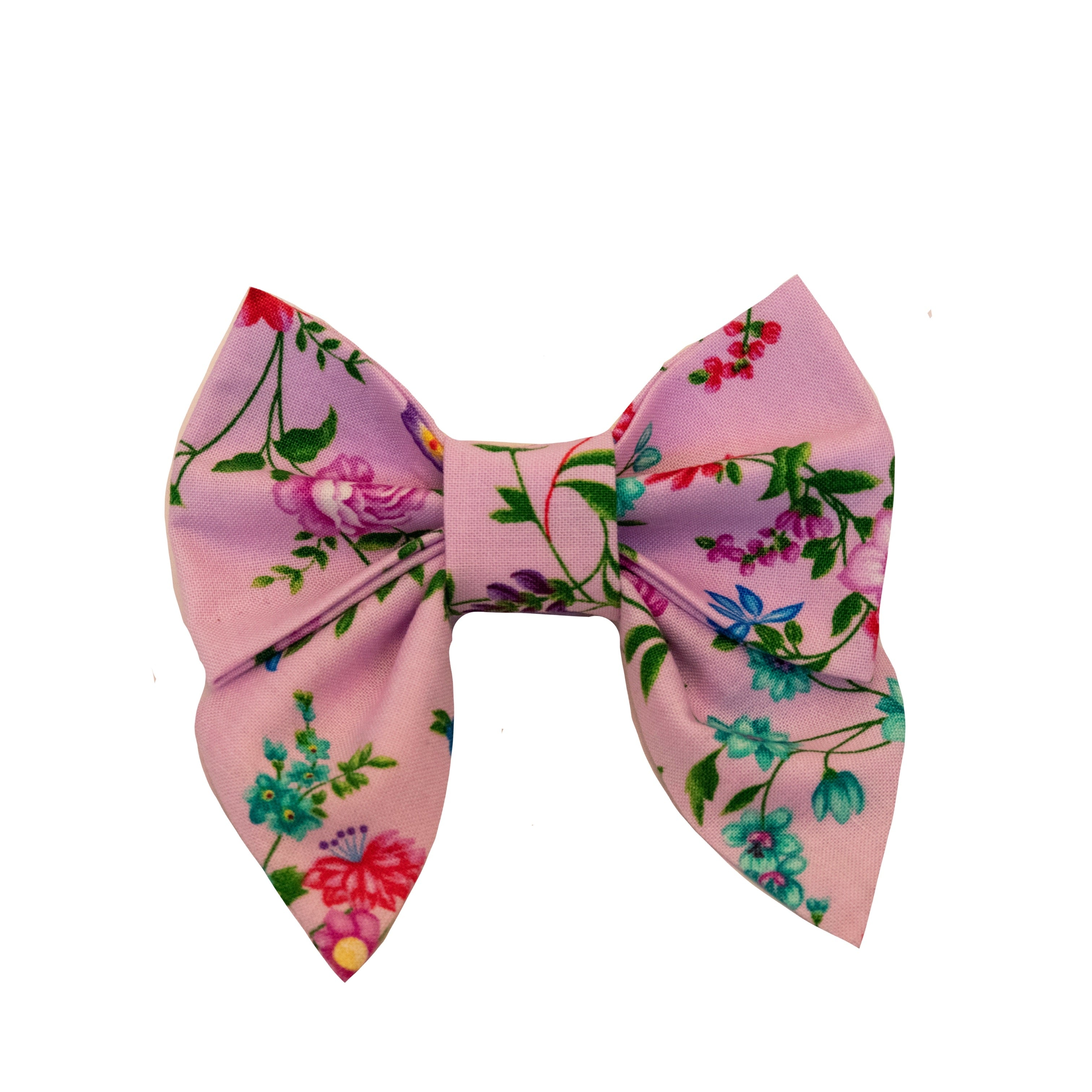 Orchid Sailor Bow