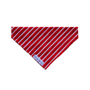 Nautical Stripe - Red