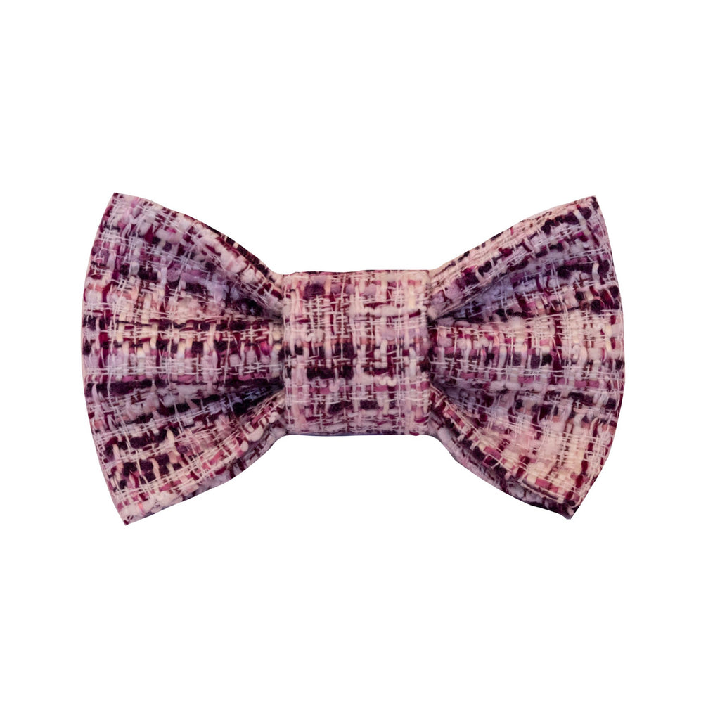 Coco Bow Tie - Purple
