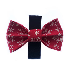 Let it Snow - Bow Tie