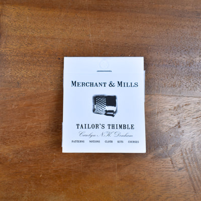 Merchant & Mills Tailor's Thimble