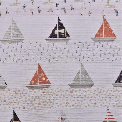 Ahoy Sailor Quilt Kit