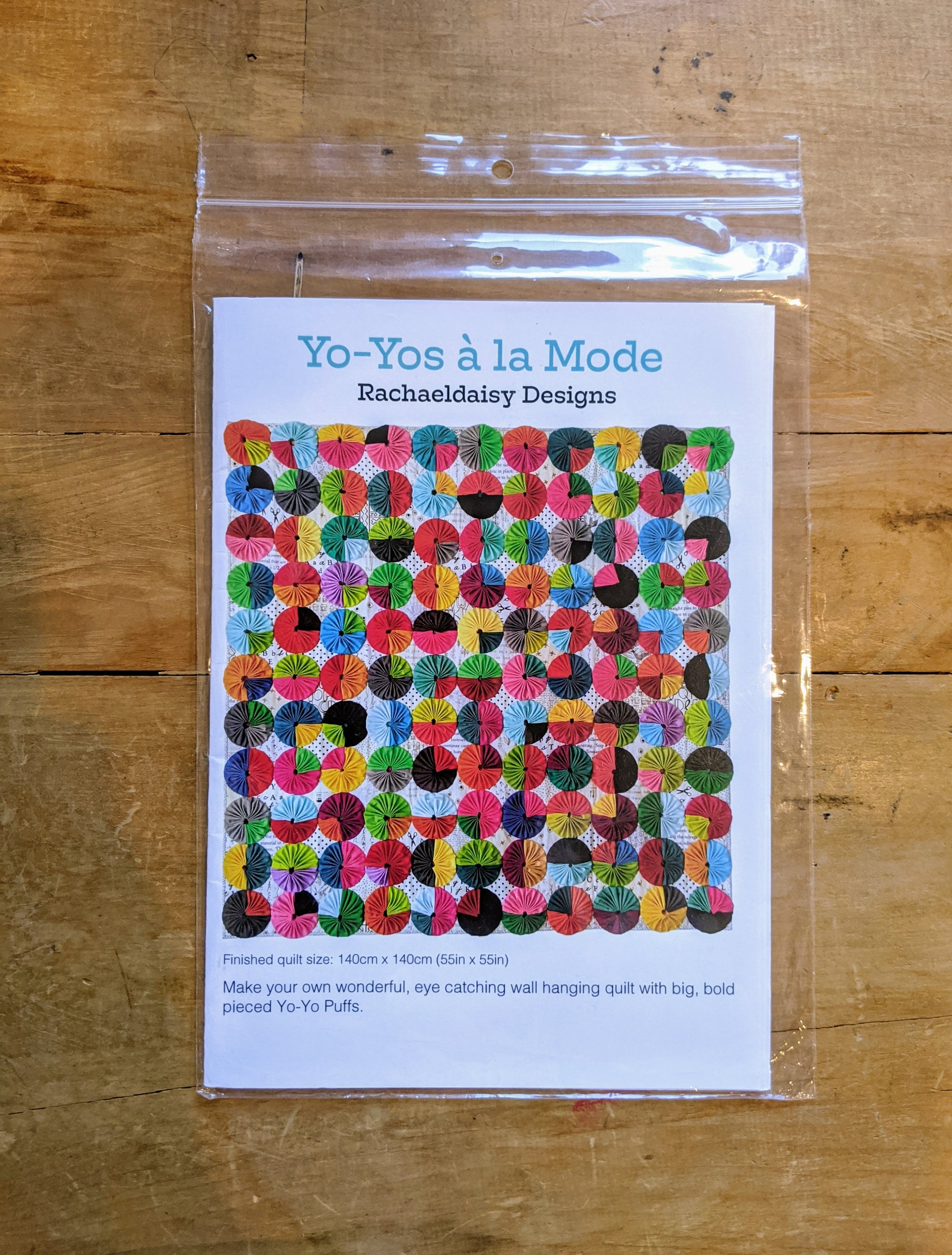 Yo-Yos a la Mode by Rachael Daisy