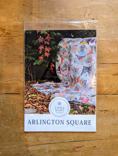 Arlington Square by Emma Mary Designs