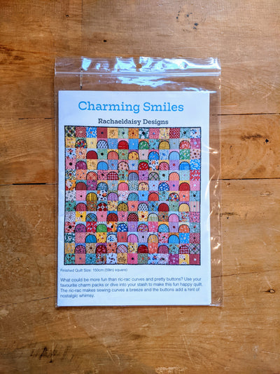 Charming Smiles by Rachael Daisy